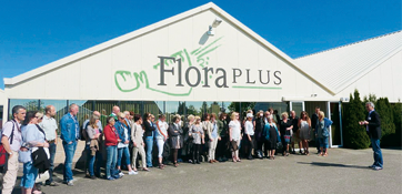 Ons pand - Flora Plus